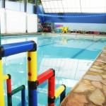 piscina 20 metros academia Mergulho