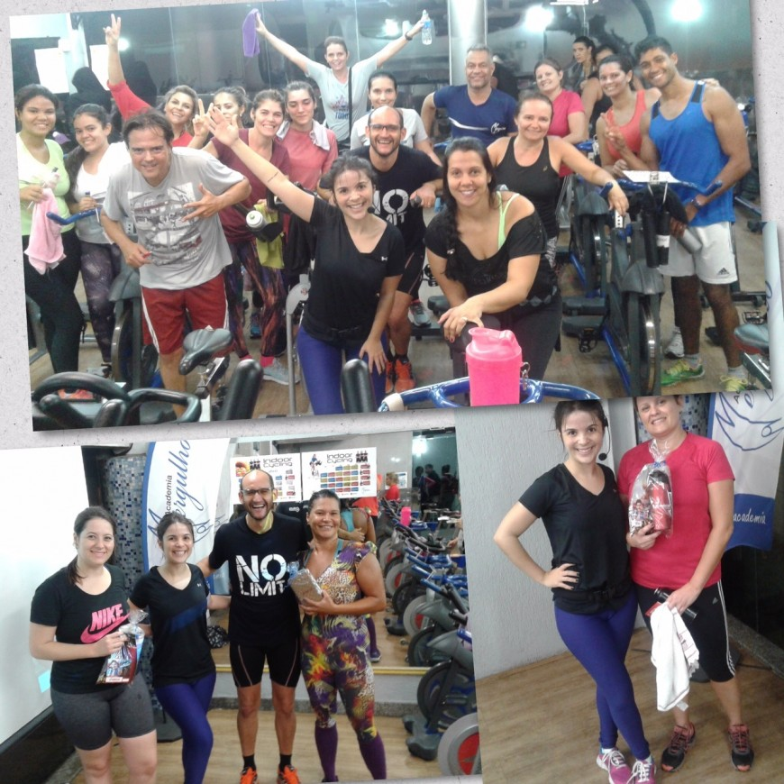 SPINNING INDOOR NUMBER ONE 29 MARCO 2017 ACADEMIA MERGULHO BH
