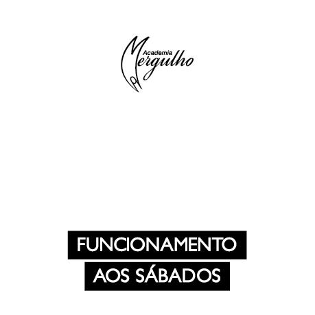 FUNCIONAMENTO AOS SABADOS ACADEMIA MERGULHO BH BARREIRO MG MAIO 2018