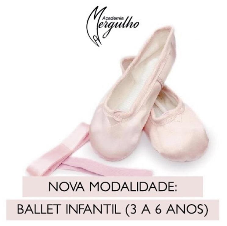 BALLET INFANTIL ACADEMIA MERGULHO BH BARREIRO SETEMBRO 2018