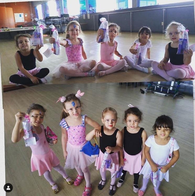 BALLET INFANTIL ACADEMIA MERGULHO BH BARREIRO ABRIL 2019