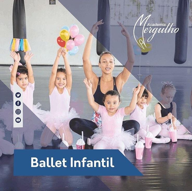 BALLET BALÉ INFANTIL ACADEMIA MERGULHO BARREIRO BH NOVEMBRO 2019