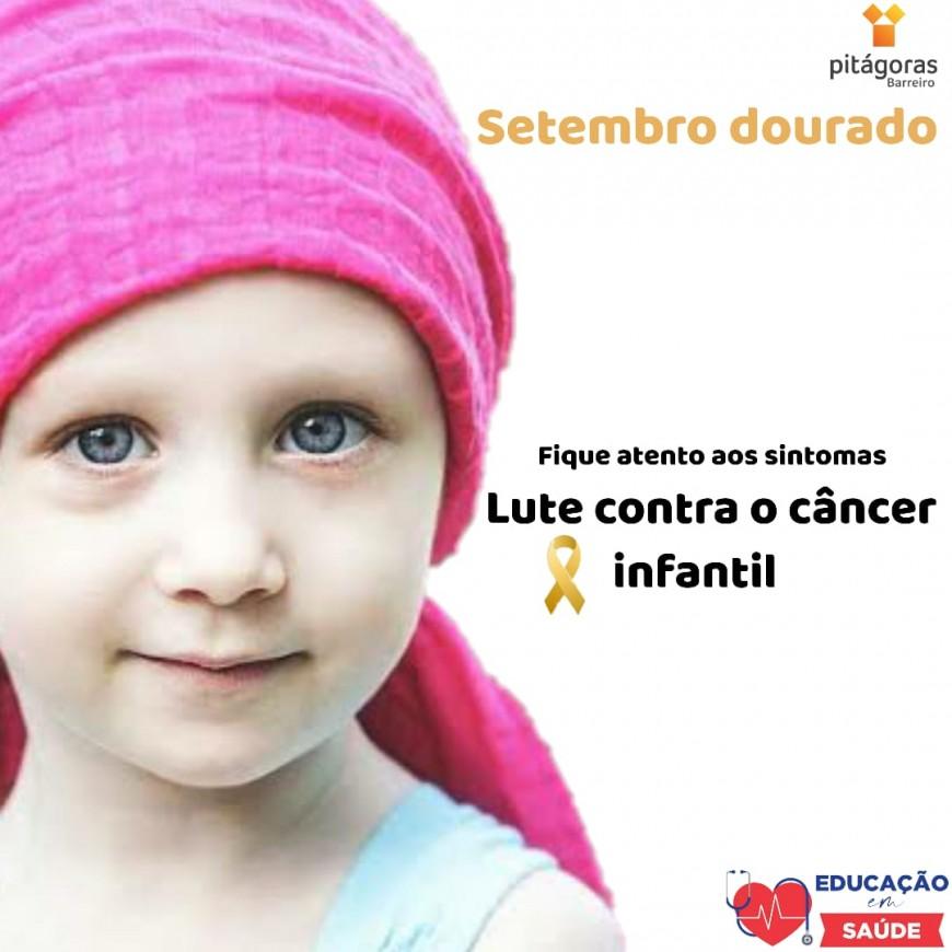 setembro dourado cancer infantil ALIMENTAÇÃO PITAGORAS ACADEMIA MERGULHO BARREIRO BH SETEMBRO 2020